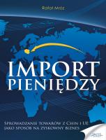 Import pieniędzy (poradnik) - ebook